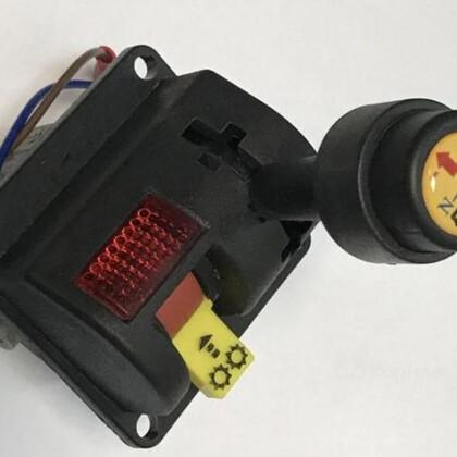 Пневматическая система управления джойстик Joystick 3 Stage трехп