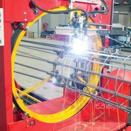 Изготовление арматурных каркасов для бнс MEP, SChnell