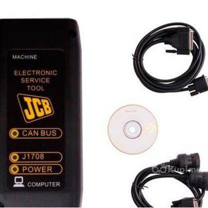 Тестер JCB Electronic Service для спецтехники JCB