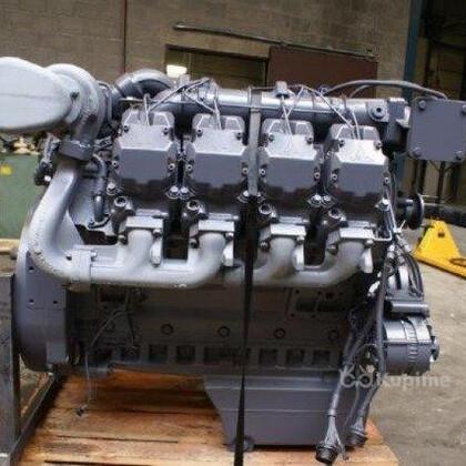 Двигатель BF8M 1015C для Casagrande C600, C800