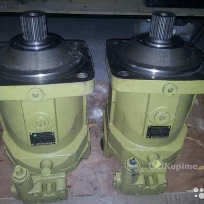 Гидромотор a6vm200 a6vm200hd1e/63w для Bauer