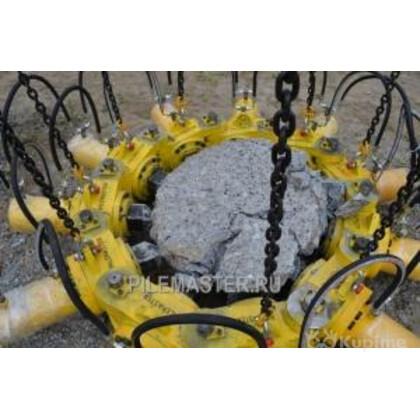 Насадка для срубки буронабивных свай 620-1500 мм