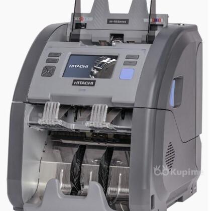 Hitachi iH-110 Двухкарманный счетчик-сортировщик банкнот