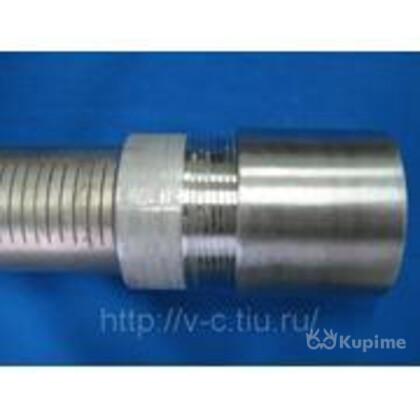 Щелёванные трубы (НРУ) для фильтров ФИПа, ФОВ, колпачки щелевые В