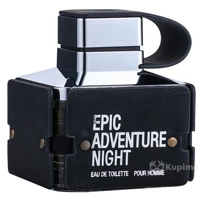Купить Epic Adventure night 100 ml в Алматы с доставкой